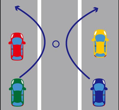 路面標示6