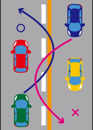 路面標示7