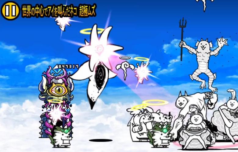 絶・断罪天使クオリネル降臨【世界の中心でアイを叫んだネコ】簡単攻略方法とステージ概要